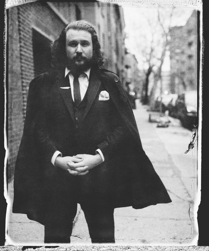 Jim James of My Morning Jacket. Copyright Danny Clinch.