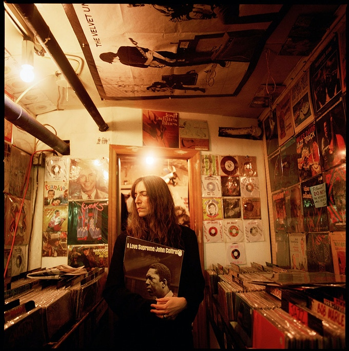 Patti Smith. Copyright Danny Clinch.