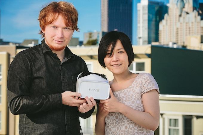 Lochlainn Wilson and Yuka Kojima, Co-Founders