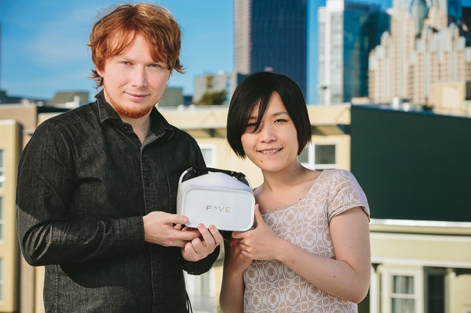 Lochlainn Wilson and Yuka Kojima, Co-Founders