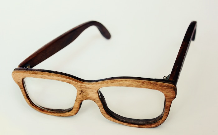2519066165 Wood prescription glasses and sunglasses made by two teenage brothers.