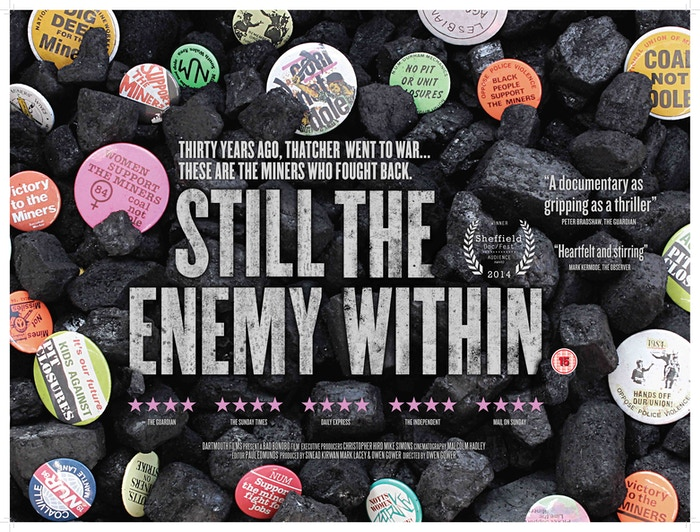 Still the Enemy Within is a unique insight into one of history's most dramatic events: the 1984-85 British Miners' Strike.