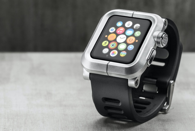 new products a3908 4fb6d LUNATIK Epik for Apple Watch by Scott Wilson + MINIMAL — Kickstarter