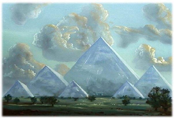 Chameleon Pyramids