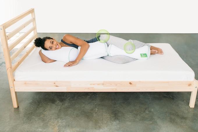 Sleep Yoga Posture Pillows Improve Posture And Help