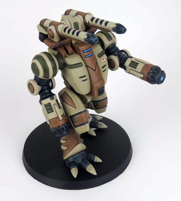 Hunter Command Assaultsuit