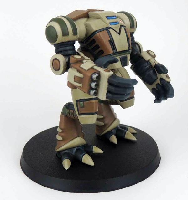 Ayame Predator Battlesuit