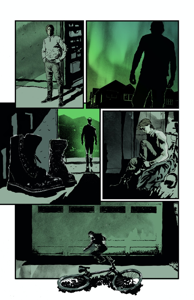 Solar Flare #2 - Page 6