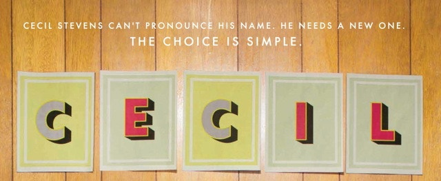 A family comedy set in 1996 about a boy who can't pronounce his name due to a lisp. He needs a new one. The choice...