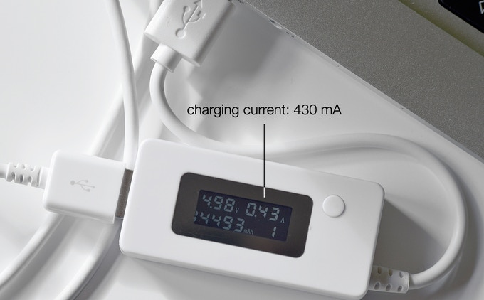 Double Your Charging Speed! By WN