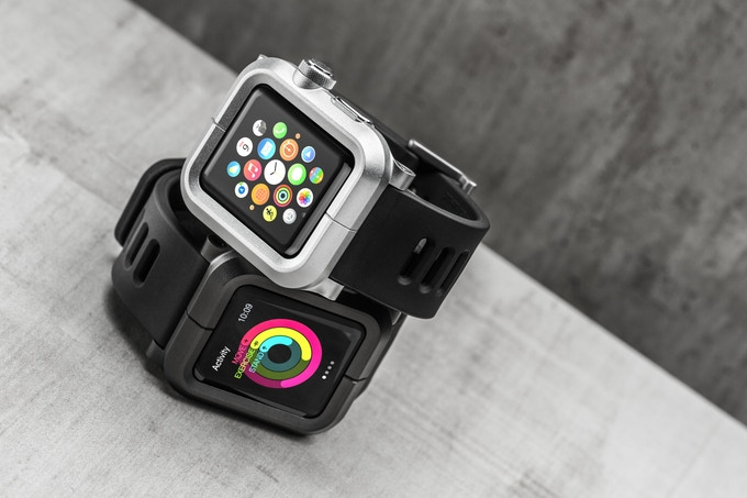 new products b658f 97d33 LUNATIK Epik for Apple Watch by Scott Wilson + MINIMAL — Kickstarter