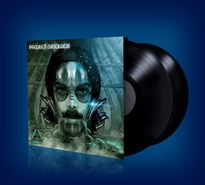 Extremely Limited Vinyl Double Album - £50 upgrade