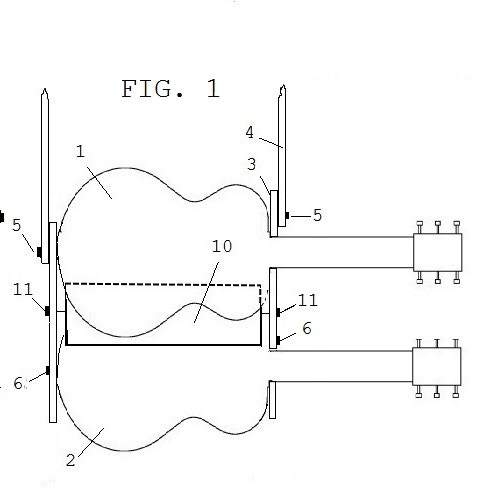 FIG 1 US Patent Drawing