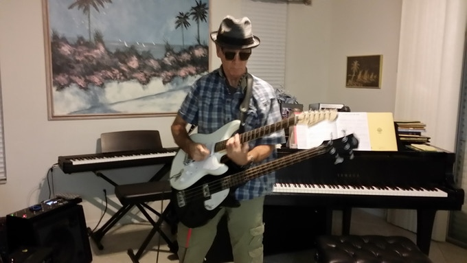 Playing Instrument #1 - Stratocaster Guitar
