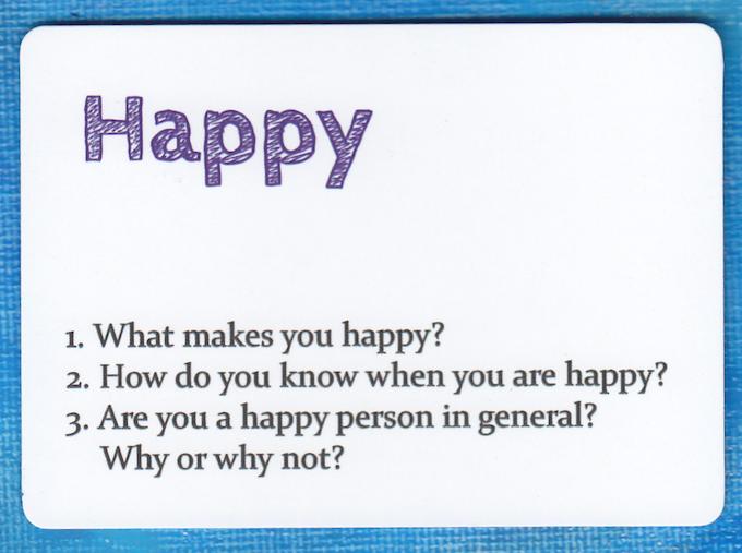 Describe - Prototype Card