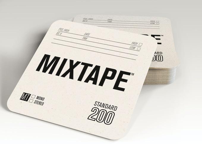 MIXTAPE - THE SONG & SCENARIO CARD GAME  by Joel Johnson