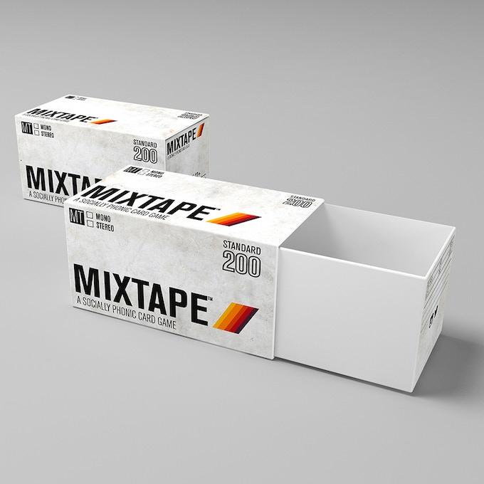 Mixtape The Song Amp Scenario Card Game By Joel Johnson