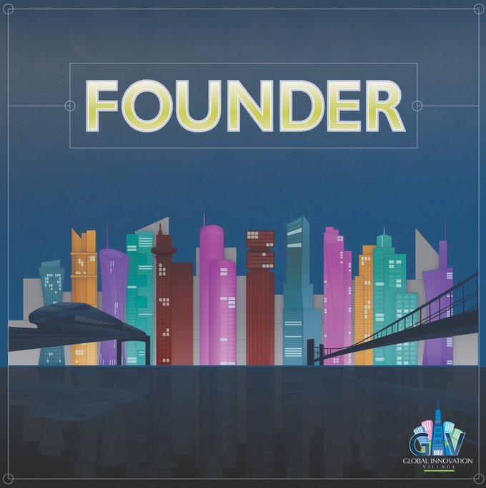 Founder Game Box