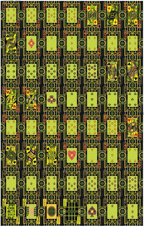 View all the faces to the Hallucinatory Deck!