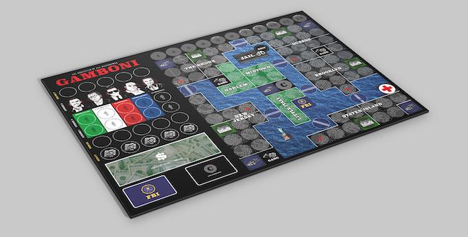 "1 x Game board, size: 75 * 25 cm / 30"" * 10"""