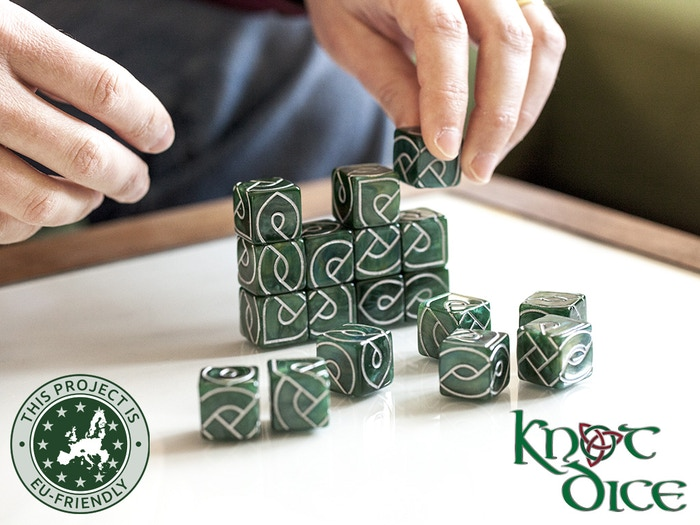 Create beautiful Celtic knot designs and play over a dozen different games and puzzles. 1-4 players, 10-30 minutes.