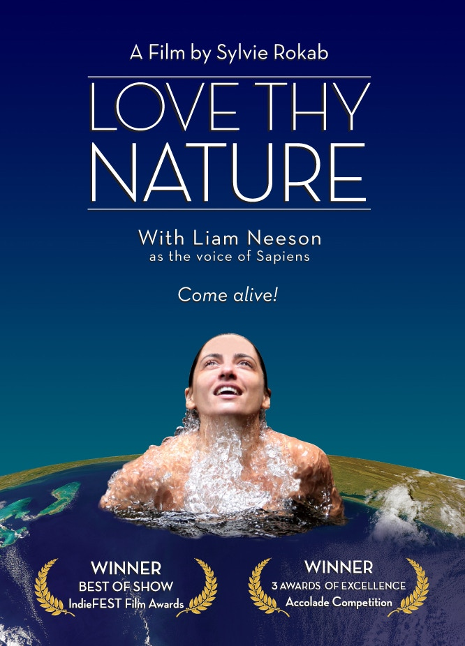 A film that takes viewers on a powerful cinematic journey of our inter-connectedness with the natural world.