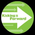 Featured on Kickingitforward.org
