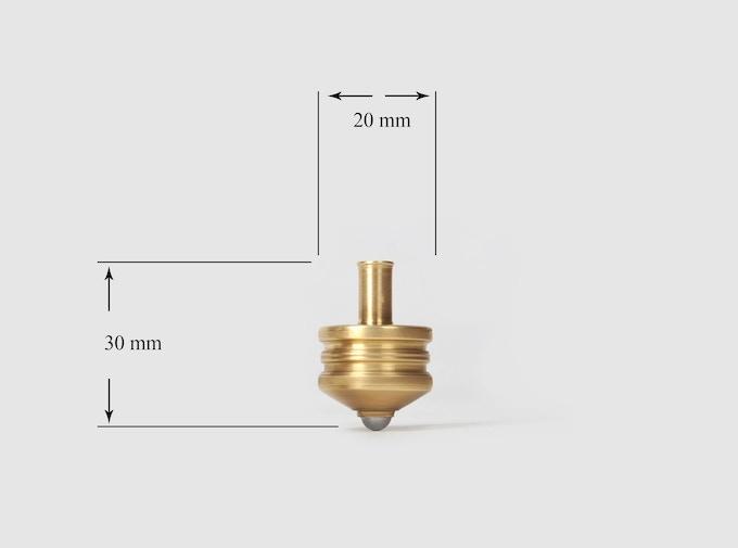 spinning top by Largo — Kickstarter