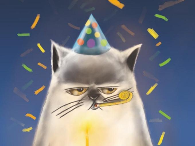 Birthday by Danas Anis