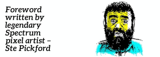 Ste Pickford bitmap by Craig Stevenson