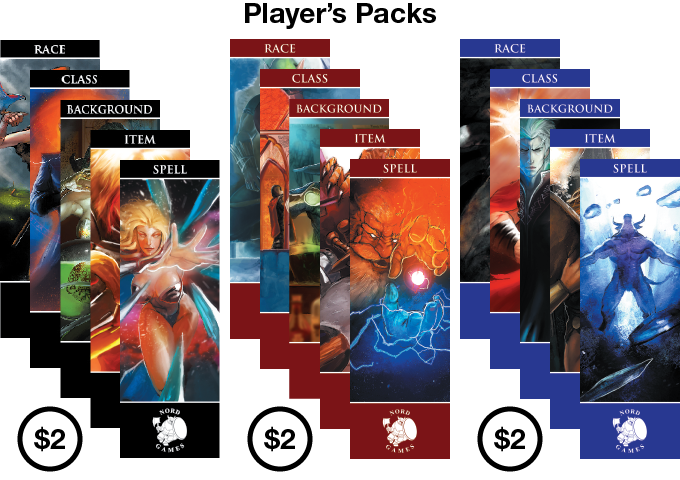 Each Player Pack contains 12 Bookmarks