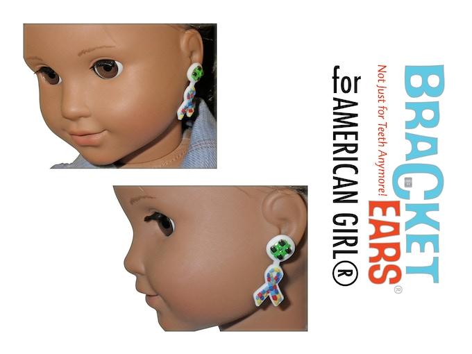 Bracket Ears® for American Girl® Doll