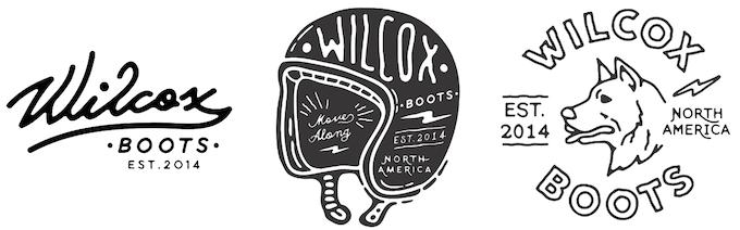 Script Logo / Helmet Design / Dog Logo