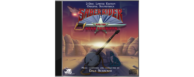 Original Soundtrack by Dale Schacker - A Kickstarter Reward