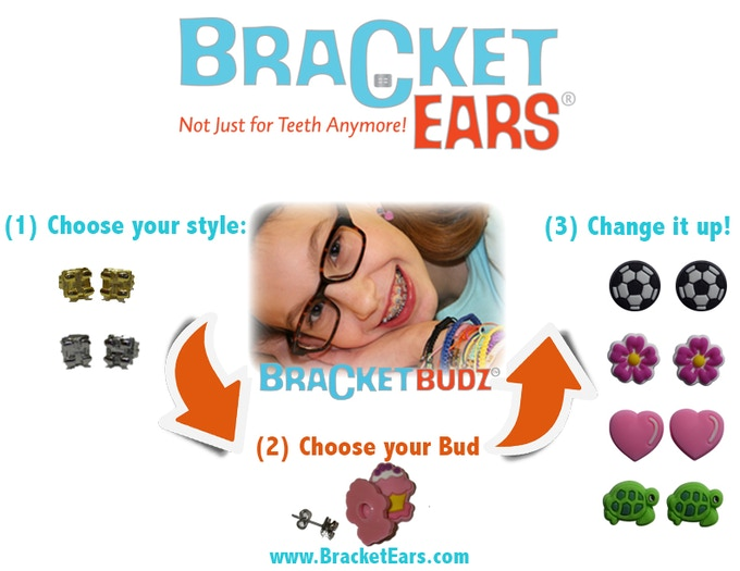 Bracket Ears® Bracket Budz