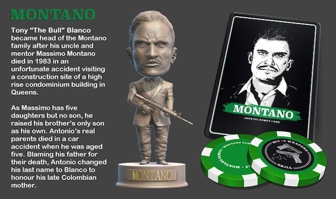 """Tony """"The Bull"""" Montano Fact Sheet"""