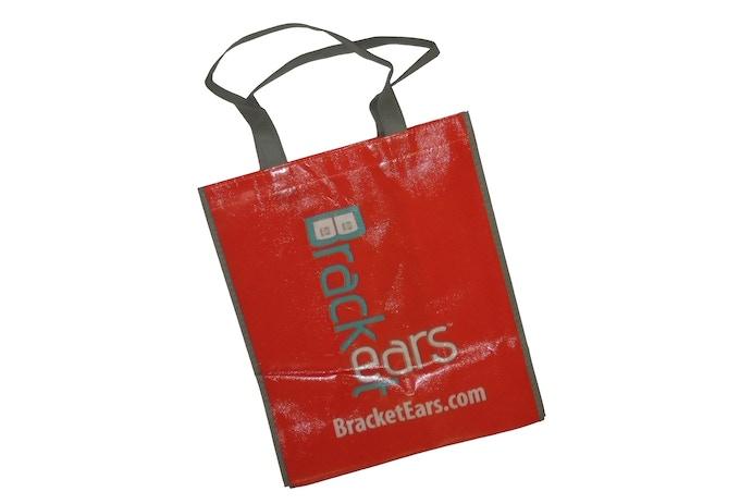 Official Bracket Ears® Bag