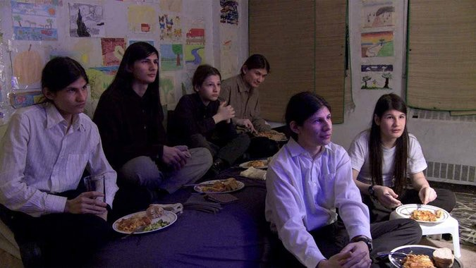 Crystal Moselle's The Wolfpack tells the tale of the Angulo brothers, who spent their lives trapped in a Lower East Side apartment. Courtesy of Magnolia Pictures.