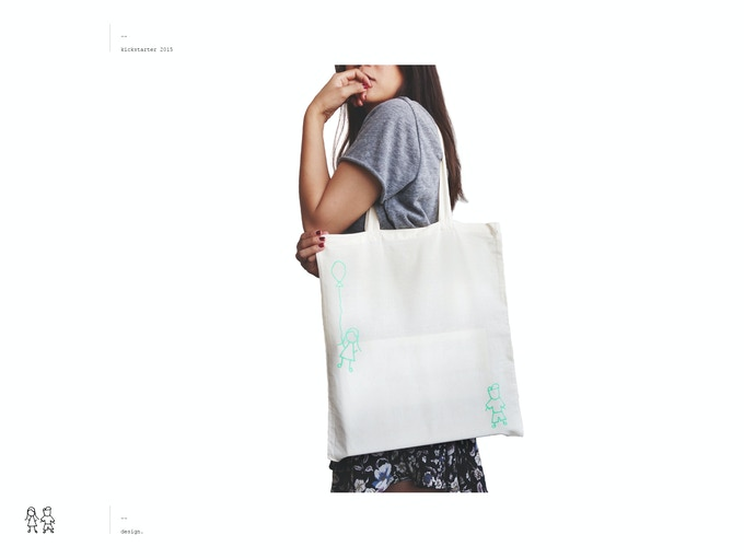 Promotional Tote Bag - $25