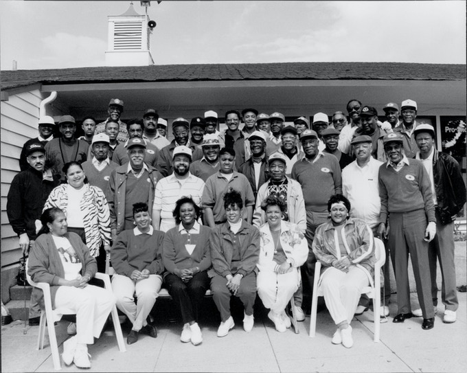 Fir State made history with other black golfers around the country who were fighting segregation in sports.