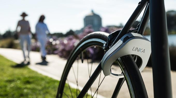 A New Generation Of Bike Locks Bikeparka