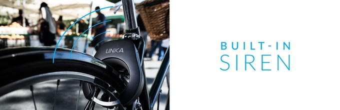 Linka World S First Auto Unlocking Smart Bike Lock By