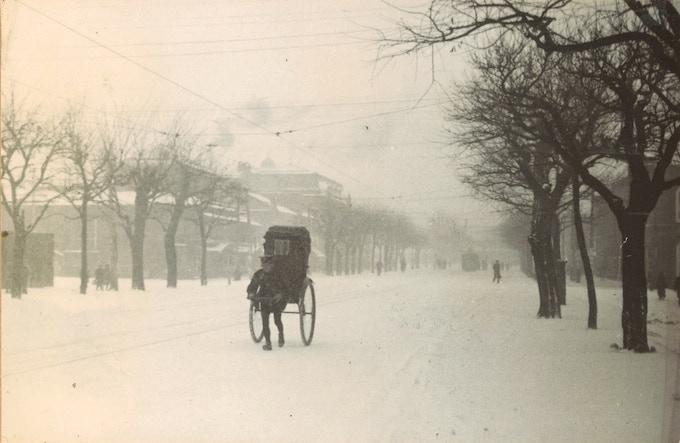 Sapporo 1939. © Fosco Maraini