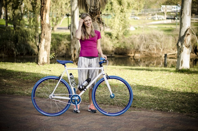 Whether you're an experienced cyclist or you ride just for fun, RideAir is designed to make your life easier!