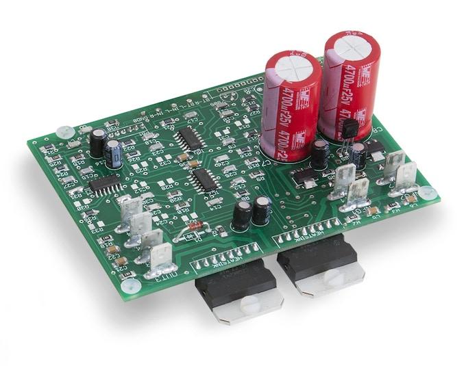 LBM Amplifier Circuit - 3rd Revision