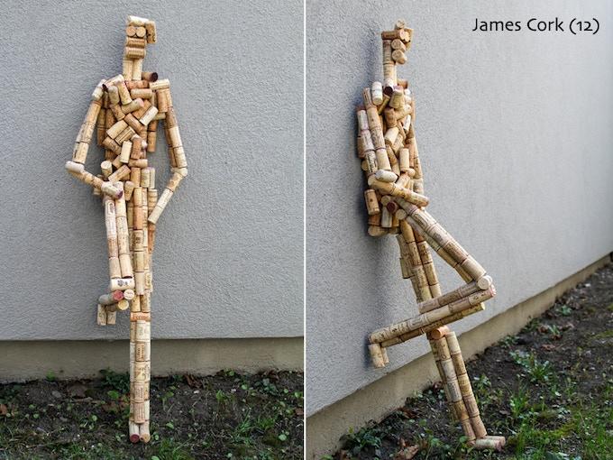 James Cork (12) is ready.
