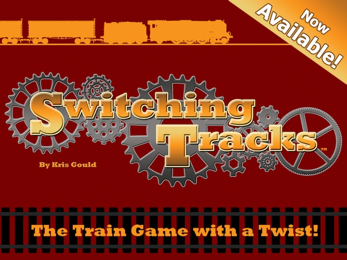 In 'Switching Tracks' you're delivering goods to fulfill contracts, while changing how the tracks connect-up the cities.