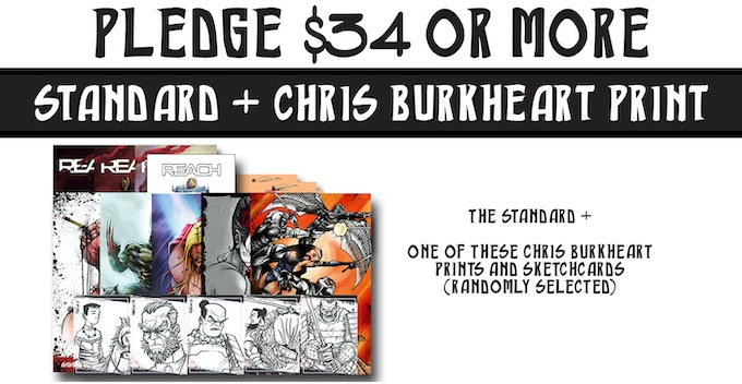 "Print sizes: 11""x17""  Sketchcard sizes: 2.5""x3.5""  (Click above for high-res image)"