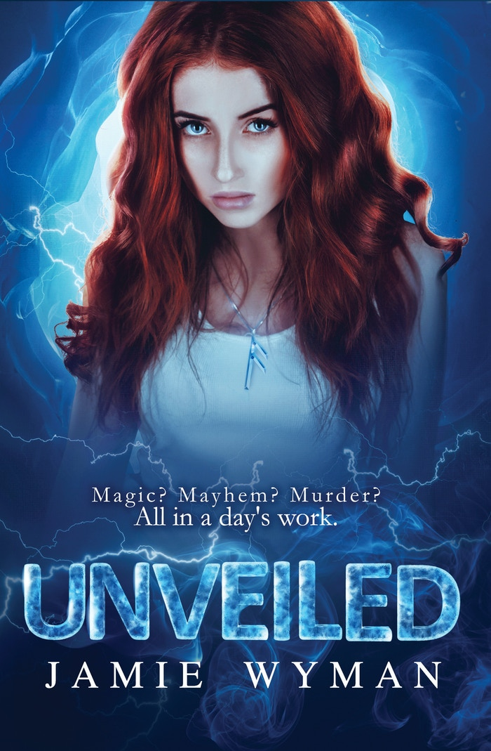 UNVEILED is the second book in the C# series. Follow Catherine Sharp through a Las Vegas inhabited by satyrs, mages, gods and more.