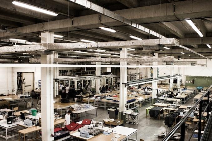 Bruges Prison Textile Workshop